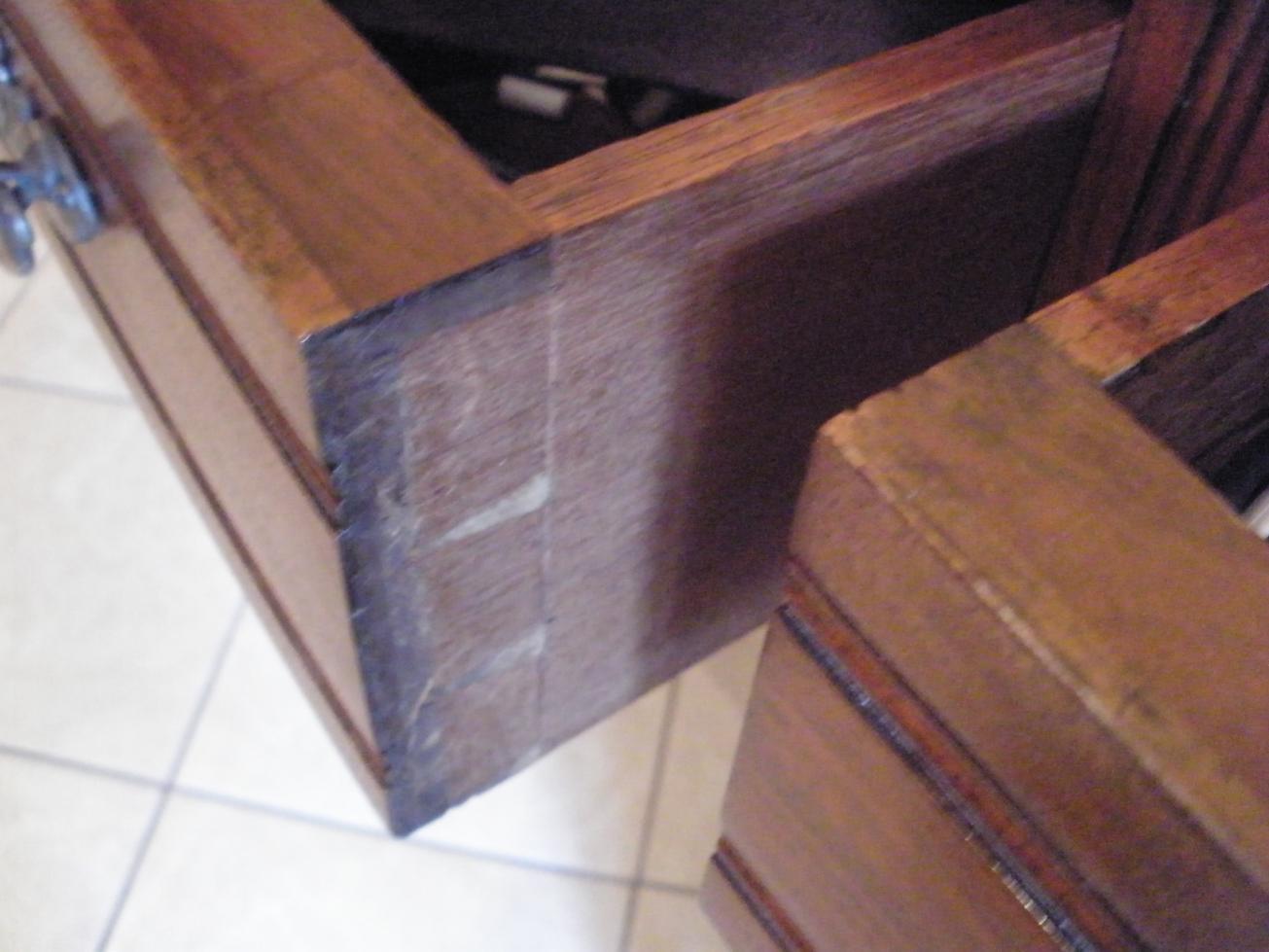 dettaglio matches dei cassetti